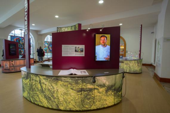 Exposition 250 ans de la Chartreuse verte (38) - 11