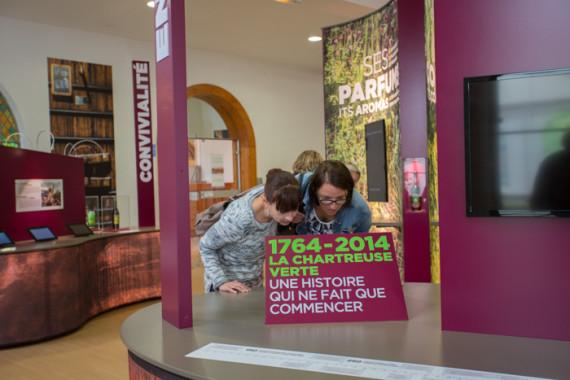 Exposition 250 ans de la Chartreuse verte (38) - 8