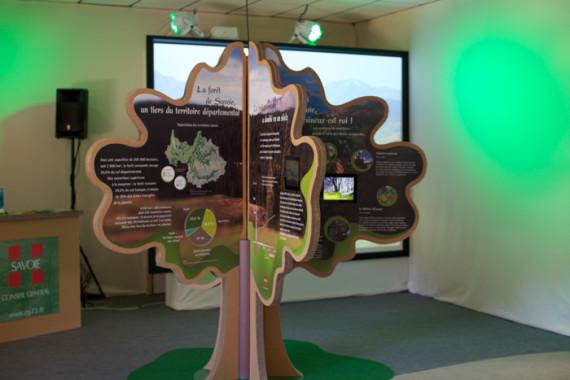 Exposition Année internationale de la forêt (73) - 3