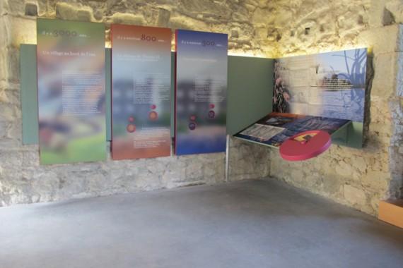 Exposition du château de THOMAS II (73) - 2