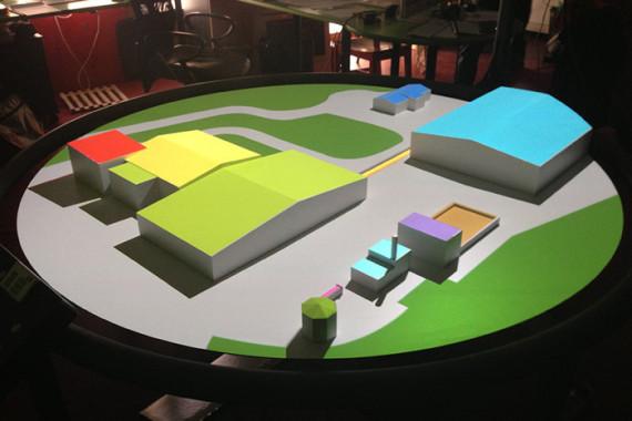 Exposition méthanisation au Luxembourg - 1