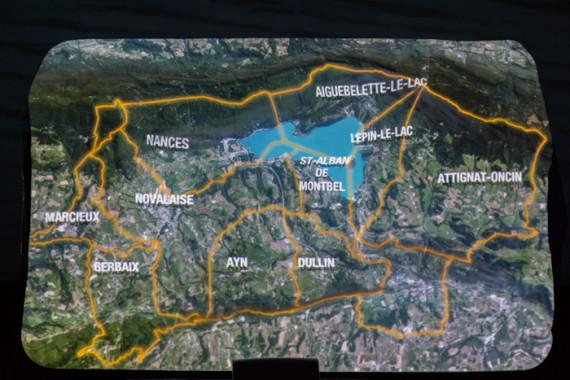 Maison du Lac d'Aiguebelette (73) - 4