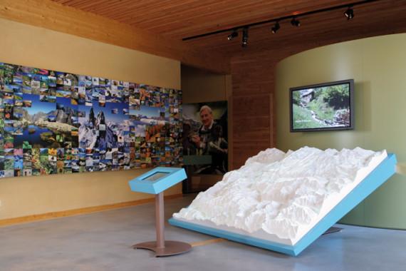 Maison du Parc des Ecrins de Bourg d'Oisans (38) - 6