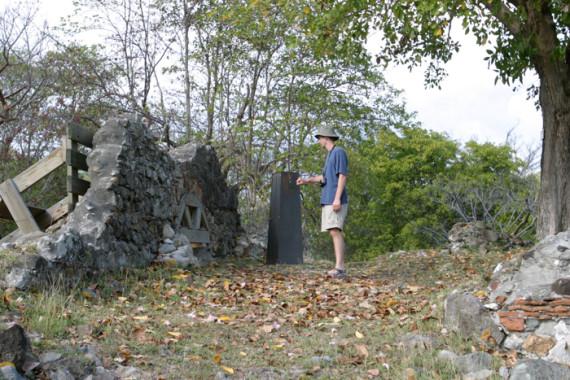 Sentier sonore du château Dubuc (Martinique) - 2