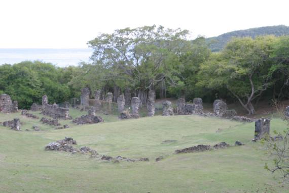 Sentier sonore du château Dubuc (Martinique) - 7