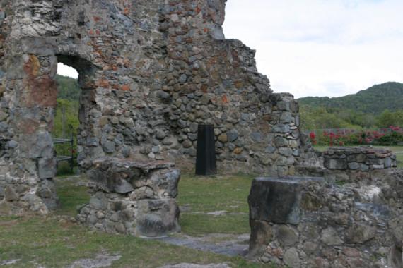 Sentier sonore du château Dubuc (Martinique) - 9