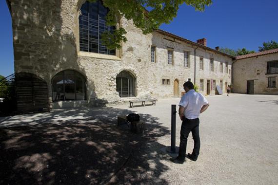 Sentier sonore du couvent des Carmes (38) - 2