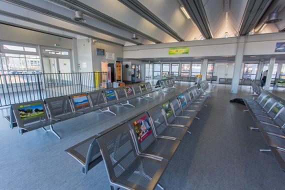 Espaces d'accueil de l'aéroport de Grenoble (38) - 11