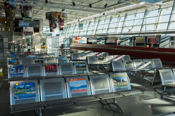 Espaces d'accueil de l'aéroport de Grenoble (38) - 12