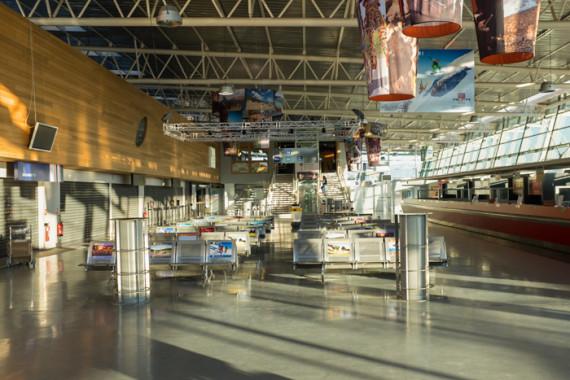 Espaces d'accueil de l'aéroport de Grenoble (38) - 13