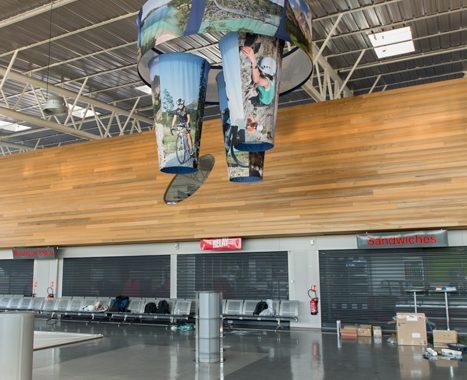 Espaces d'accueil de l'aéroport de Grenoble (38) - 4