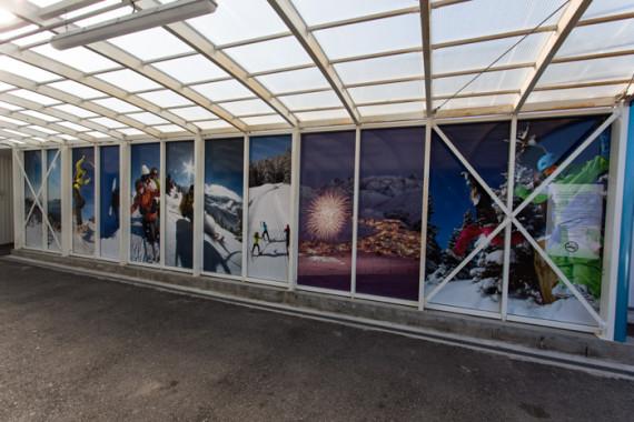 Espaces d'accueil de l'aéroport de Grenoble (38) - 5