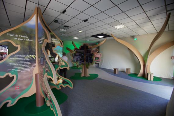 Exposition Année internationale de la forêt (73) - 4