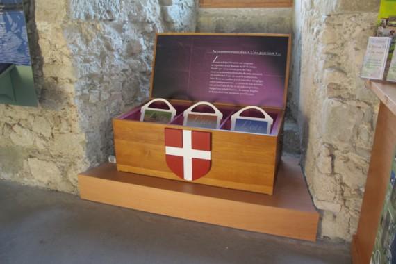 Exposition du château de THOMAS II (73) - 1