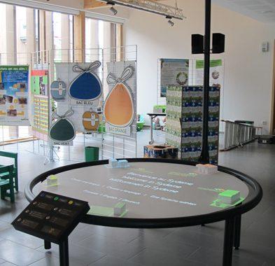 Exposition méthanisation au Luxembourg - 2