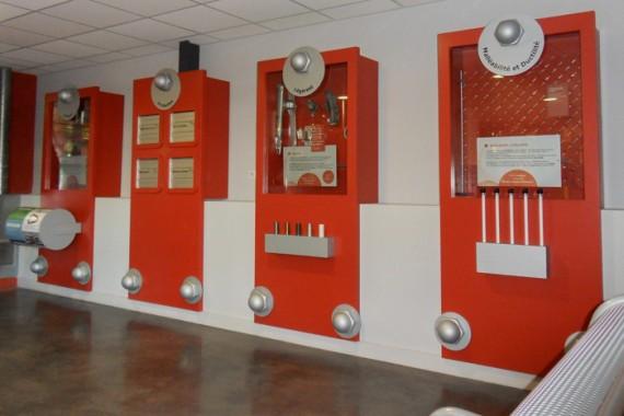 Musée des Gueules rouges de Tourves (83) - 1