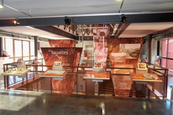 Musée des Gueules rouges de Tourves (83) - 4