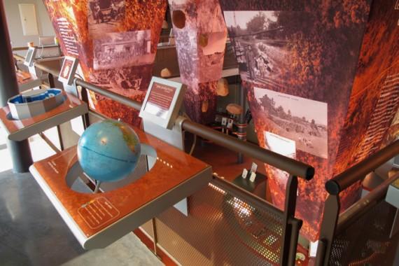 Musée des Gueules rouges de Tourves (83) - 6