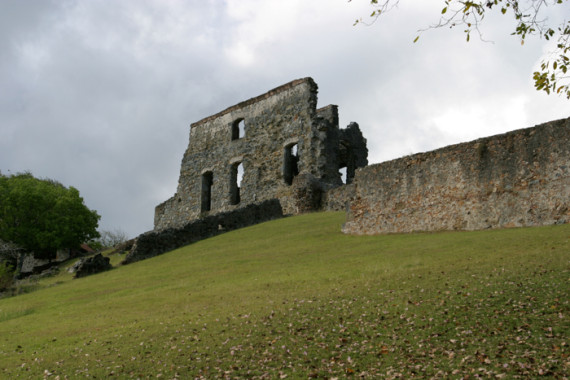 Sentier sonore du château Dubuc (Martinique) - 5